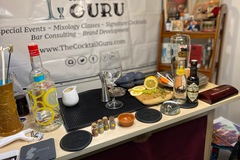 Offering services per person: Virtual Happy Hour Mixology Class