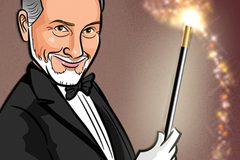 Book & Pay Online (hourly rental): Virtual Live Magic Show