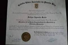 Servicios: Certificaciones de Plomería