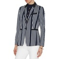 For Sale: RAG & BONE: Windsor Blazer | Navy -White Stripe | Size 8