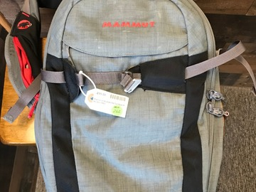 Selling with online payment: Mammut Avalanche backpack Rocker RAS