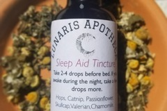 Selling with online payment: Sleep Aid Tincture