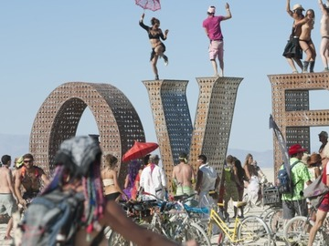 Share Request: Burning Man:  8/25 - 9/1