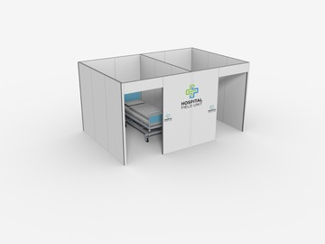 Sell your product: Double Room Divider