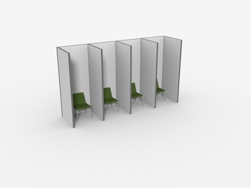 Sell your product: Waiting Room Dividers