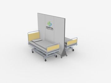 Sell your product: Rolling Bed Divider