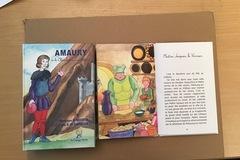Verkaufen: Amaury et le chevalier du lac bleu (à partir de 6 ans)