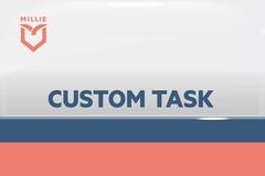 Task: Custom Listing for Elizabeth A.