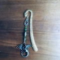 Sell: Marque-Pages métallique dragon
