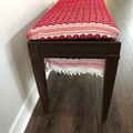 Selling with online payment: Arabic Bench