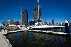 Rent By The Day (Calendar availability option): 14m Berth d'Albora Marinas Victoria Harbour