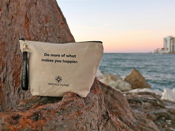 "Selling with online payment: ""Do More of What Makes You Happier"" Bag"