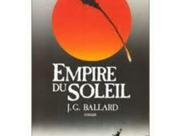 Vente: J.G. Ballard Empire du soleil et beaucoup d'autres livres