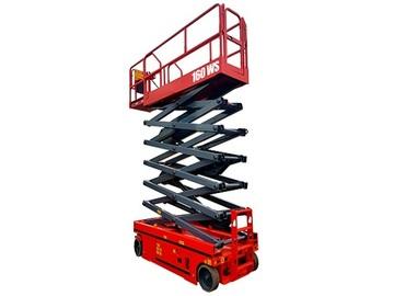 En alquiler: Tijera Eléctrica de 16 metros