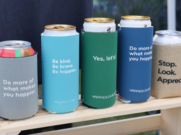Selling with online payment: Pick Your Happier-Making Coozie