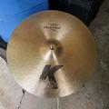 "SOLD!: SOLD! K Zildjian 17"" dark crash cymbal"