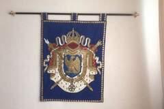 Sell: Napoléon Ier (empereur Royal Crest ETENDARD EMPIRE