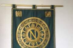 Vendre: Napoléon Ier (empereur Royal Crest ETENDARD EMPIRE