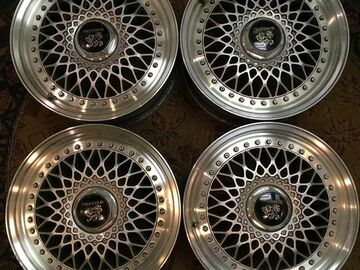 Selling: Weds Professor 15x6.5 | 5x114.3