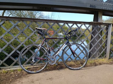 Renting out: SENSA Full Carbon Road bike