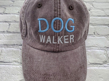 Selling with online payment: Dog Walker Hat