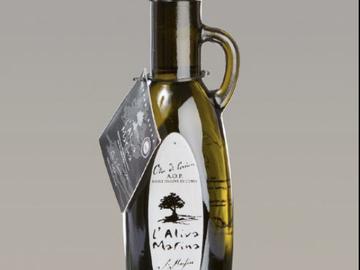 Vente avec paiement en direct: Huile d'olive de Corse AOP & tapenade
