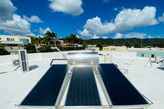 Servicios: Calentador Solar y Cisternas