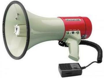 Vermieten: Megaphon 25 Watt