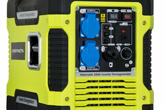 Vermieten: Stromgenerator 2000 Watt, 59 dBA