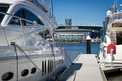 Rent By The Day (Calendar availability option): 16m Berth Victoria Harbour d'Albora Marinas