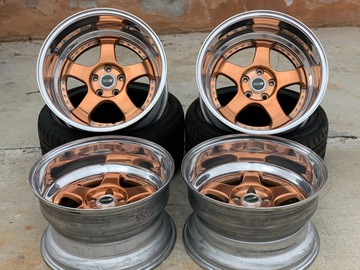 Selling: SSR SP1 18s widebody specs