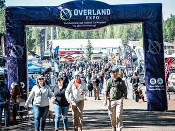 Event: Overland Expo Mountain West: 8/28-8/30