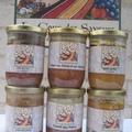 Verkaufen: 4 Plats cuisinés en bocaux (chapon , cerf, canard, gésiers)