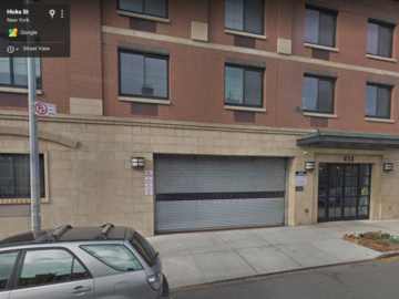 Monthly Rentals (Owner approval required): Brooklyn NY, Secure, Enclosed Garage in the heart of The City
