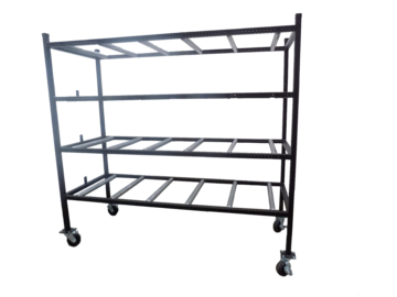 Sell your product: Four Tier Mortuary Cart