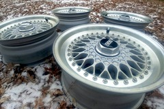 Selling: Bbs rs original model 005 / 5x120