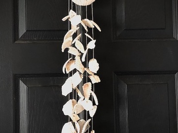 Selling with online payment: FL shell wind chime