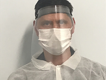 Sell your product: Face Shields