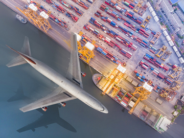 Offer: International freight and border crossing services