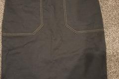 Selling: Black Utility Skirt - XS
