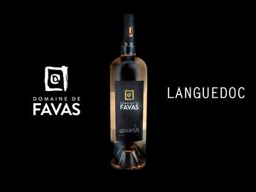 Vente avec paiement en direct: Domaine de Favas, Rosé 2019