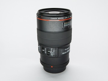 Vermieten: Canon EF 100mm 2.8L Macro IS USM