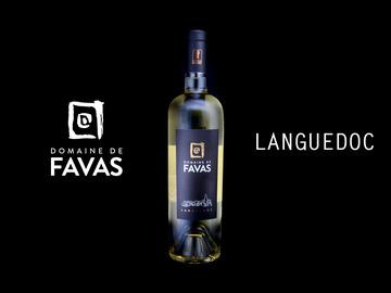 Vente avec paiement en direct: Domaine de Favas, Blanc 2019