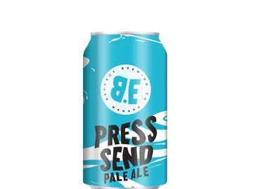 Selling with online payment: Press Send Pale Ale