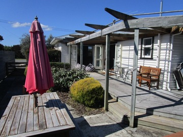 Book on LiveLocal or Other Platforms: NewYorkNewYork: Martinborough. Up to 6 (SIX) guests.