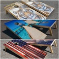 Selling with online payment: Entry Level Cornhole Boards