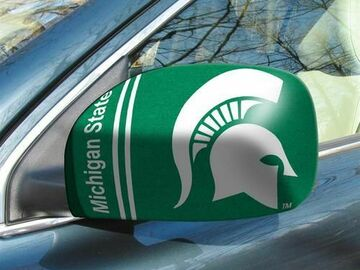 Buy Now: Officially Licensed NCAA Michigan State Game Day Car Mirror Cover