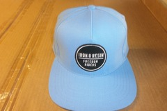 Buy Now: IRON & RESIN LICENSED BRAND APPAREL FORGED IN CALIFORNIA SNAP BAC
