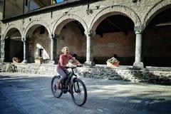 30 Minutes Standard Video Call: Italy by bike / Radreisen in Italien