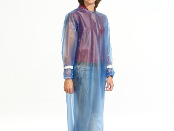 Sell your product: Smock/ Apron PVC non surgical-8200